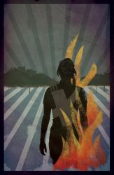Girl on Fire by Keona