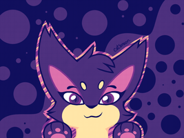 Purrloin Wallpaper