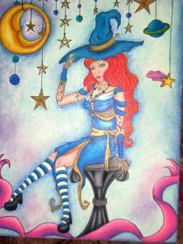 Witchy Woman by dumbblonde0713