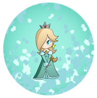 Lil' Rosalina by Icy-Snowflakes