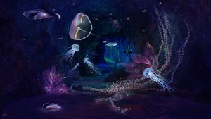 Jewels of the Deep by Hameed