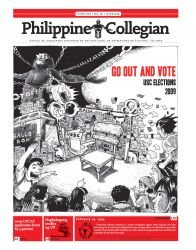 Philippine Collegian issue 26 by kule-0809