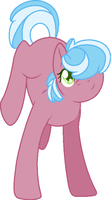 Colourful pony adopt  (CLOSED) by CheshireGrinAdopts