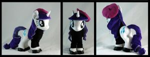 Beatnik Rarity by WhiteHeather