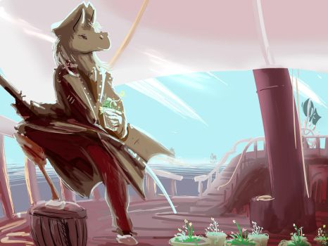 Participation au DrawWhatever 22 by Athaziwald