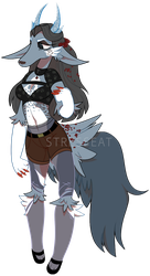 Dead Roses [PAYPAL ADOPT] [OPEN] by PLYT0