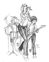 The Pussycats Live! by abelgrave