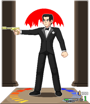 007 Diorama by ScepterDPinoy