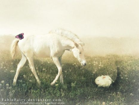 Sugar Coated Memory by FableFairy