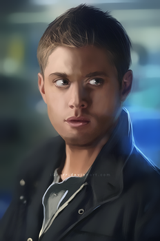Dean Winchester - Supernatural by iGeerr