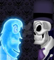 When Hauntings Collide by ARTIST-SRF
