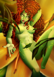 Poison Ivy by rodrigues-feh
