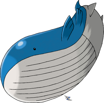 Wailord by Xous54