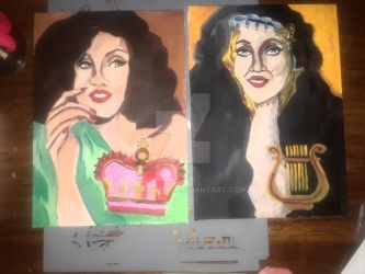 My brand new paintings by MichaelJ83