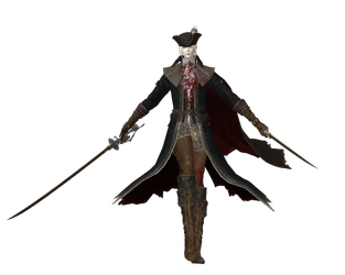 Lady Maria of Astral Clocktower by Tokami-Fuko