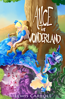 Alice and Wonderland Cover by zixmix