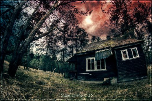The Blairwitch House by Suselsahne