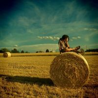 Country Life II by eulalievarenne