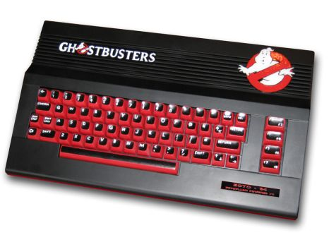 Ghostbusters C64 by Ernie76
