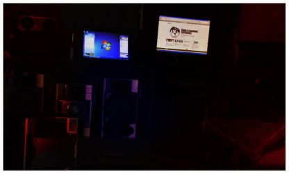 My Workstation 2011 by silent-Princee