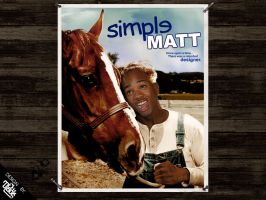 Simple Matt by meticulous-ds