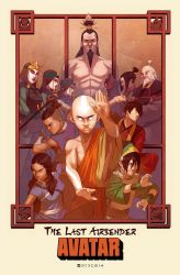 Avatar - The Last Airbender by Pryce14