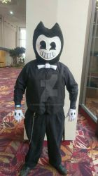 Bendy Cosplay by SpiderZed