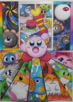Kirby's Dream Land 3 by Plucky-Nova