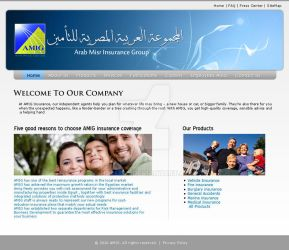 AMIG website by HaLLisa