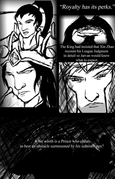 Jarvan IV Judgment, pg2 by theladyems
