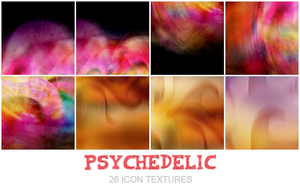 Psychedelic By Bourniio by Bourniio