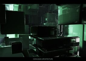 Nonhuman Architecture by cyphers-x