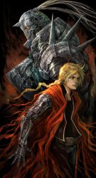 The Elric Brothers by Eyardt