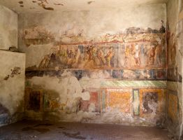 Amazing frescos by LordLJCornellPhotos