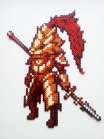 Dark Souls: Ornstein Sprite Bead by domino99designs