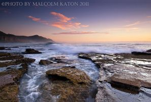 Coalcliff in Colour by FireflyPhotosAust