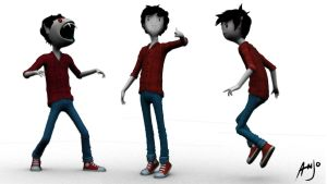 Marshall Lee by polyboy