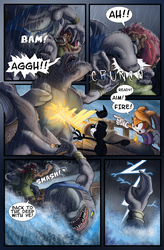 Captain Plunder: DAGON Part 2 Page 4 by Okida