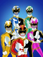 Kemonoranger by DynamicSavior