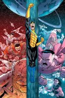INVINCIBLE tpb 14 cover by RyanOttley