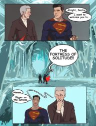 Can't Please Capaldi. by samuraiminister