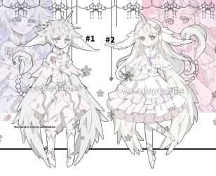 Angelical forest spirit adoptables closed by AS-Adoptables