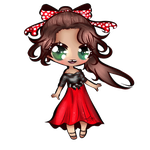 Artist Chibi Version ! by Eelwing