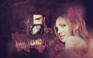 Love and Loyalty Wallpaper by blackbettyes