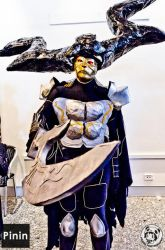 Odin Final Fantasy 8 by GrimoireCosplay