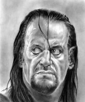 The Undertaker by sabbathsoul