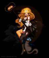 Sailor Pumpkin by C3NTRIC