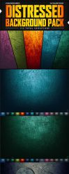 Distressed Background Pack by DesignFathoms