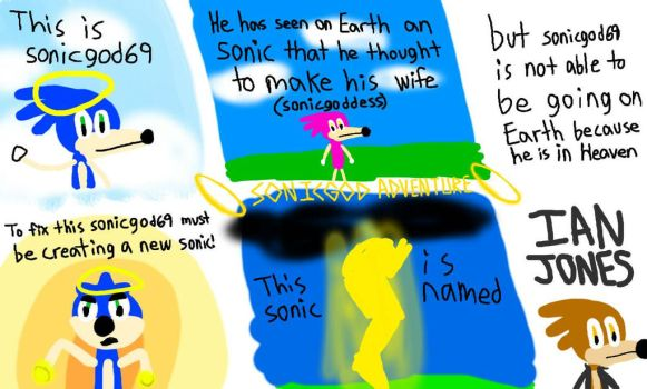Adventures of sonicgod69 by sonicgod69