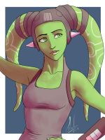 It's Hera by Montano-Fausto